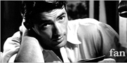 Gregory Peck!